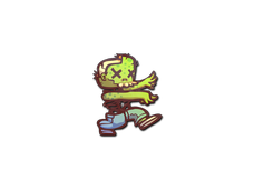 Skin Sticker | The Zombie