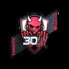 Sticker | 3DMAX (Foil) | Katowice 2015