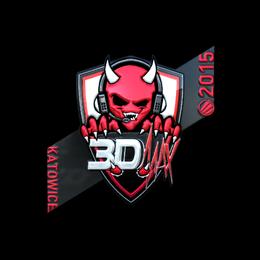 3DMAX (Foil) | Katowice 2015