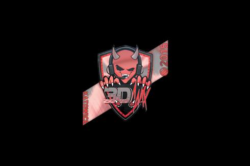 Sticker | 3DMAX (Holo) | Katowice 2015 Prices