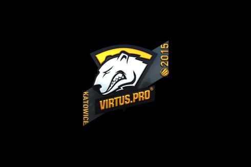 Sticker | Virtus.pro (Foil) | Katowice 2015 Prices