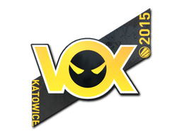 Sticker   Vox Eminor    Katowice 2015