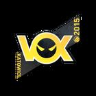 Sticker | Vox Eminor  | Katowice 2015