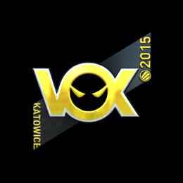 Vox Eminor (Foil) | Katowice 2015