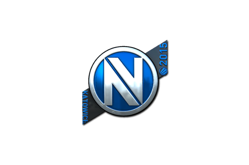 Sticker | Team EnVyUs (Foil) | Katowice 2015 Prices