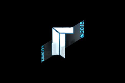 Sticker | Titan (Foil) | Katowice 2015 Prices