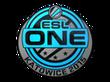 Sticker ESL One | Katowice 2015