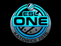 Sticker | ESL One (Foil) | Katowice 2015