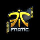 Sticker | Fnatic (Foil) | Katowice 2015