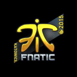 Fnatic (Foil) | Katowice 2015