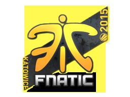 Наклейка | Fnatic | Катовице 2015
