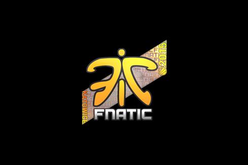 Sticker | Fnatic (Holo) | Katowice 2015 Prices