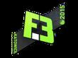 Sticker Flipsid3 Tactics | Katowice 2015