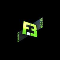 Sticker   Flipsid3 Tactics (Foil)   Katowice 2015