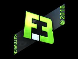 Sticker | Flipsid3 Tactics (Foil) | Katowice 2015