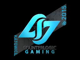 Sticker | Counter Logic Gaming | Katowice 2015
