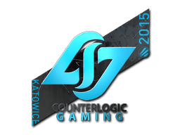 Sticker | Counter Logic Gaming | Katowice 2015