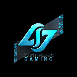 Counter Logic Gaming (Foil) | Katowice 2015