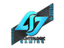 Наклейка | Counter Logic Gaming | Катовице 2015