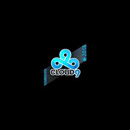 Sticker   Cloud9 G2A (Foil)   Katowice 2015