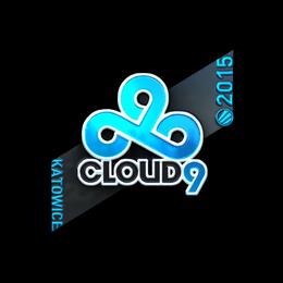 Cloud9 G2A (Foil) | Katowice 2015