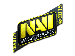 Sticker | Natus Vincere (Foil) | Katowice 2015