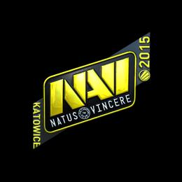Natus Vincere (Foil) | Katowice 2015
