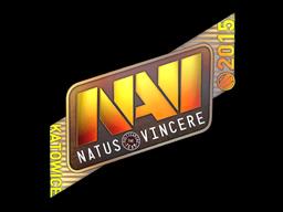 Natus Vincere | Katowice 2015