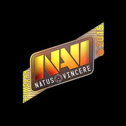 Natus Vincere (Holo) | Katowice 2015