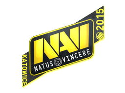 Sticker | Natus Vincere | Katowice 2015