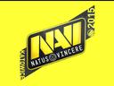 Sticker   Natus Vincere   Katowice 2015