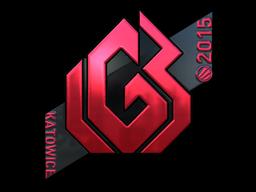 Sticker | LGB eSports (Foil) | Katowice 2015