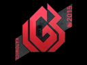 Sticker   LGB eSports   Katowice 2015