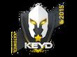 Sticker Keyd Stars   Katowice 2015