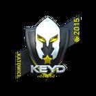 Sticker | Keyd Stars (Foil) | Katowice 2015
