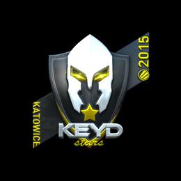 Keyd Stars (Foil) | Katowice 2015