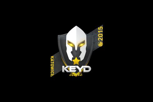 Sticker | Keyd Stars | Katowice 2015 Prices
