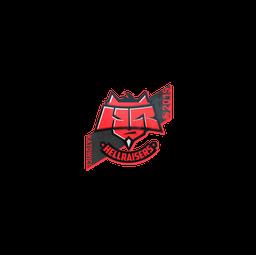 Sticker | HellRaisers | Katowice 2015
