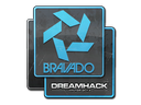 Sticker | Bravado Gaming | DreamHack 2014