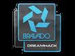 Sticker Bravado Gaming | DreamHack 2014