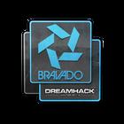 Sticker | Bravado Gaming | DreamHack 2014