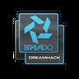 Sticker   Bravado Gaming   DreamHack 2014