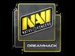 Sticker Natus Vincere | DreamHack 2014