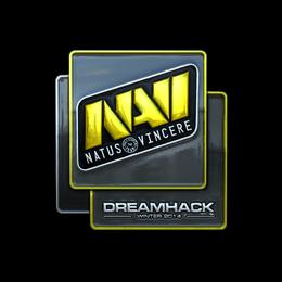 Natus Vincere (Foil) | DreamHack 2014