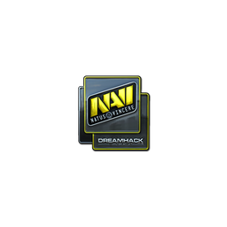 Sticker   Natus Vincere (Foil)   DreamHack 2014