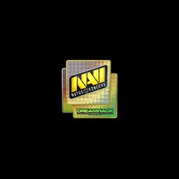 Sticker   Natus Vincere (Holo)   DreamHack 2014