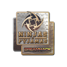 Ninjas in Pyjamas (Holo) | DreamHack 2014