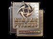 Sticker Ninjas in Pyjamas (Holo) | DreamHack 2014