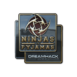 Ninjas in Pyjamas (Foil) | DreamHack 2014