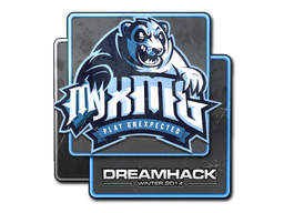 Sticker | myXMG | DreamHack 2014